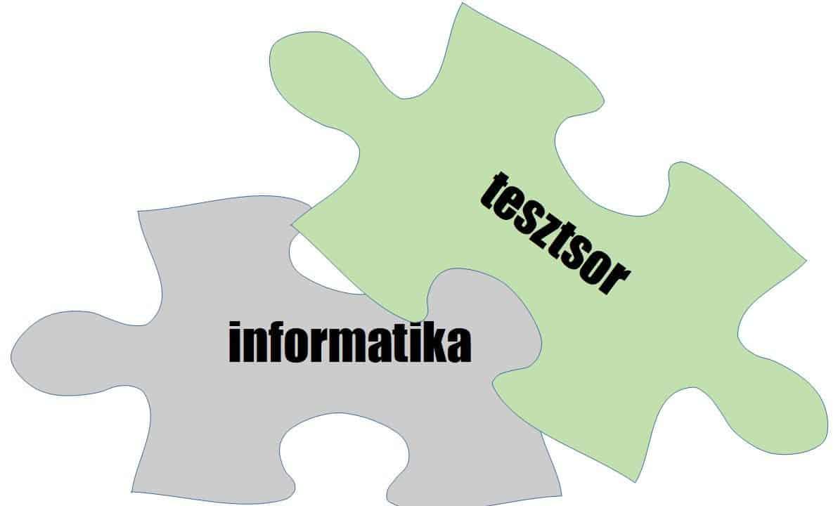 Informatika teszt