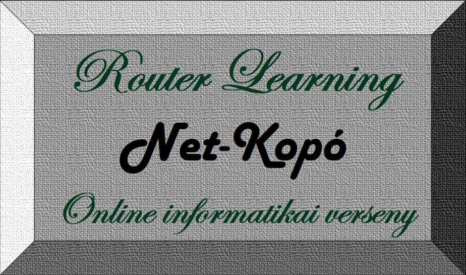 Online Informatikai verseny
