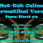 Jelentkezz a Net-Kék Rajzoló Online informatikai versenyre!